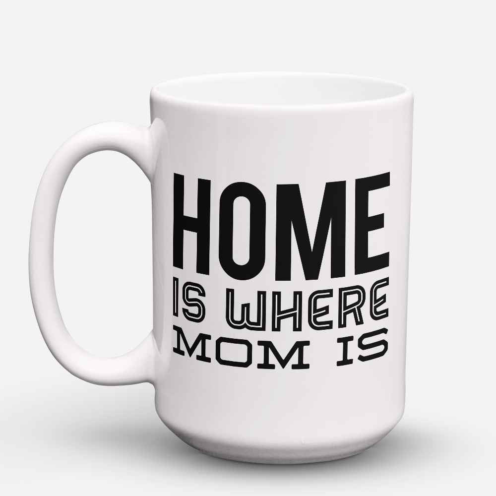 "Limited Edition - ""Home"" 15oz Mug"
