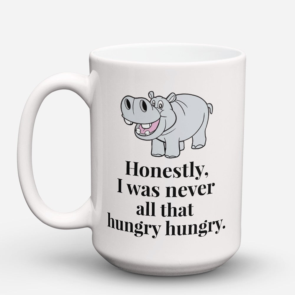 "Limited Edition - ""Honestly"" 15oz Mug"