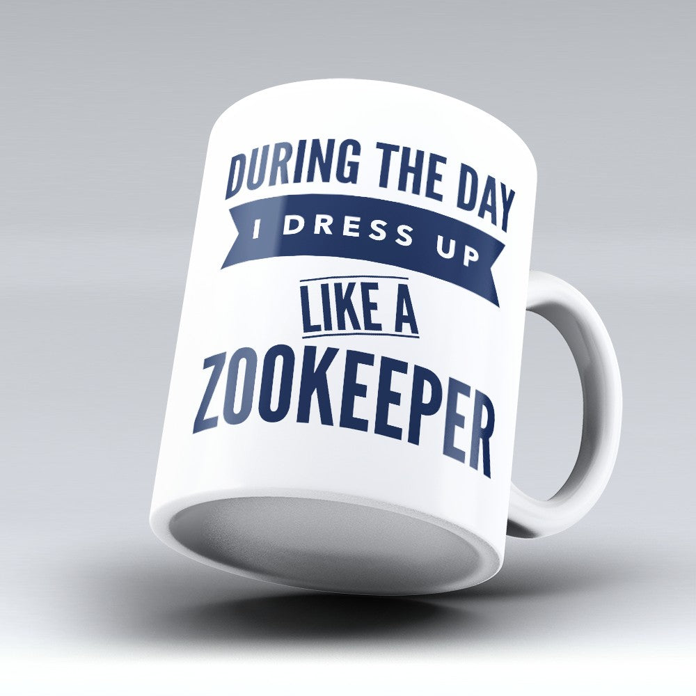 "Limited Edition - ""I Dress Up"" 11oz Mug"