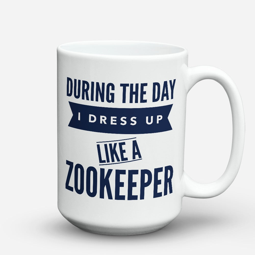 "Limited Edition - ""I Dress Up"" 15oz Mug"
