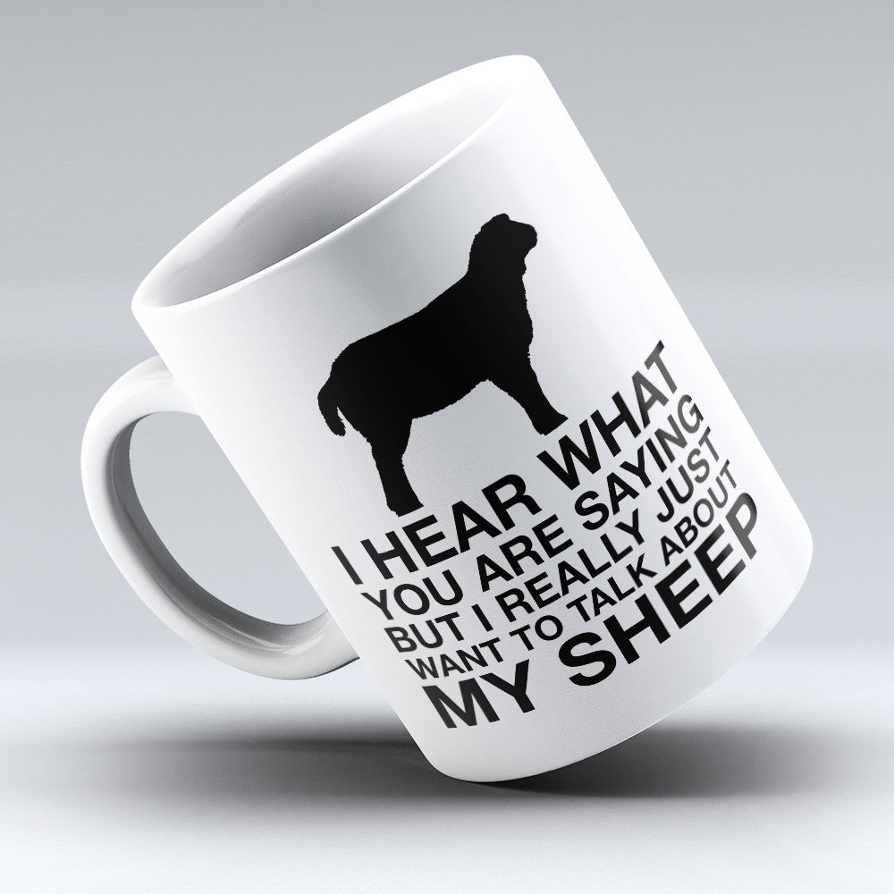 "Limited Edition - ""I Hear What"" 11oz Mug"
