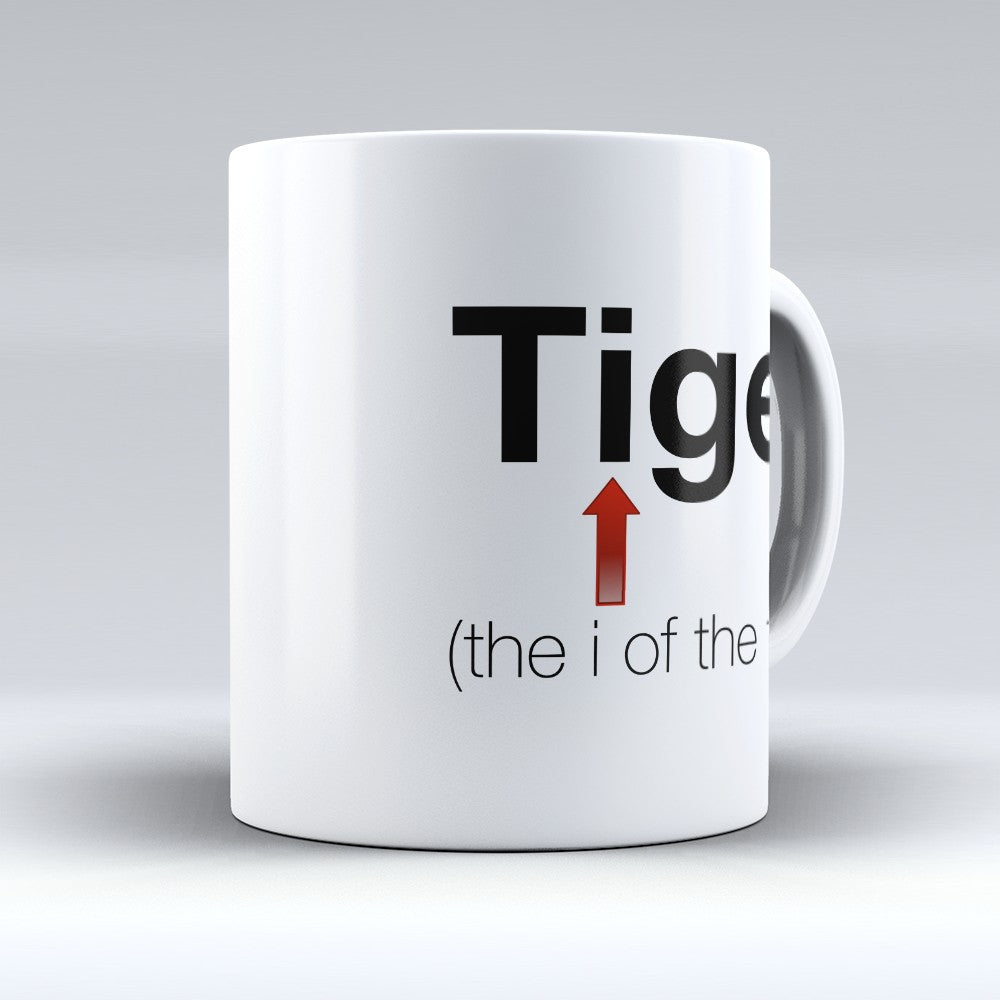 "Limited Edition - ""I Of The Tiger"" 11oz Mug"