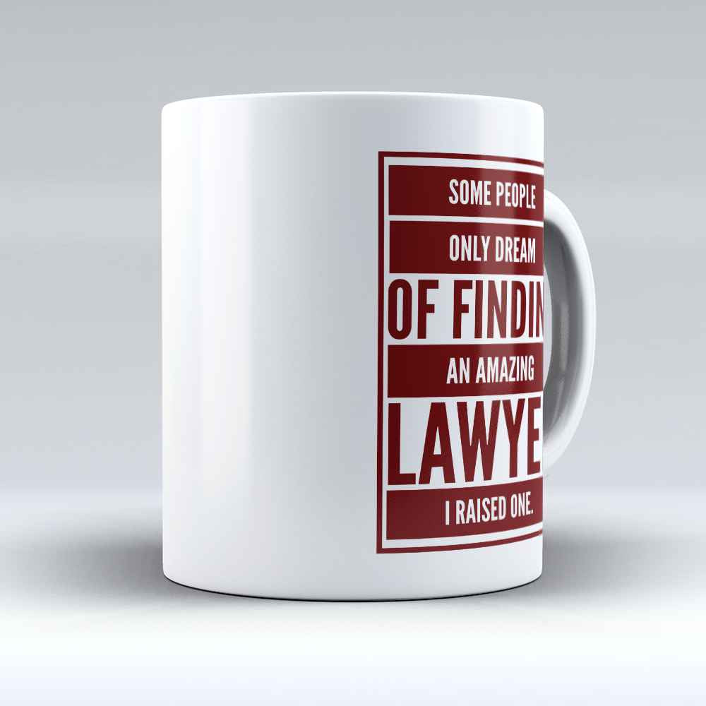 "Limited Edition - ""I Raised One"" 11oz Mug - Mother Mugs - Mugdom Coffee Mugs"
