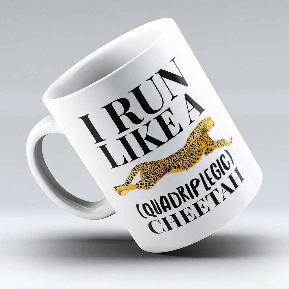 "Limited Edition - ""I Run Like"" 11oz Mug"