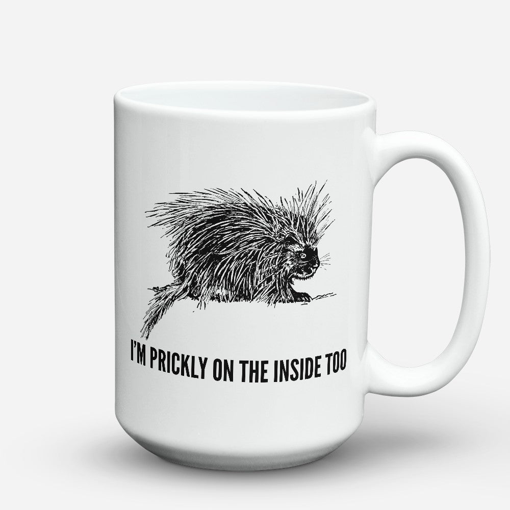 "Limited Edition - ""Im Prickly"" 15oz Mug"