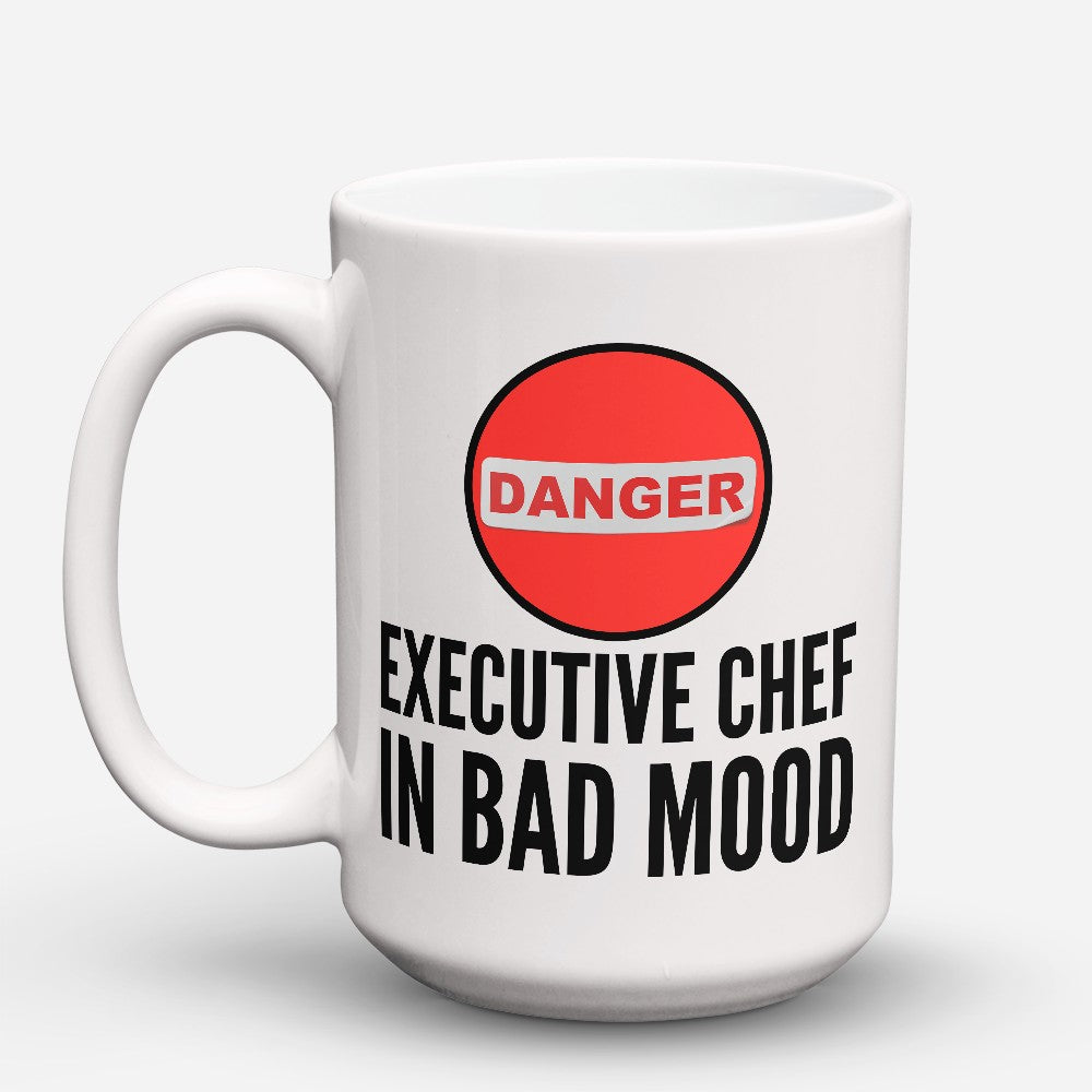 "Limited Edition - ""In Bad Mood"" 15oz Mug"