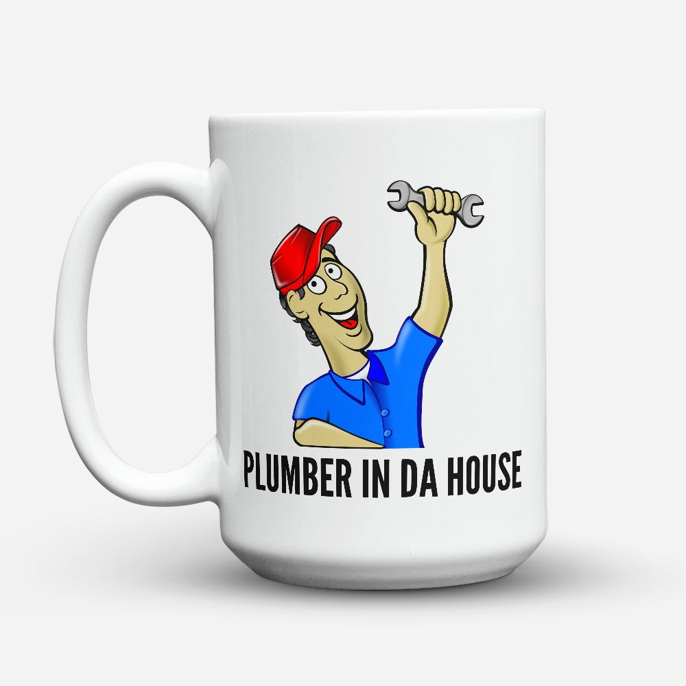 "Limited Edition - ""In Da House"" 15oz Mug"