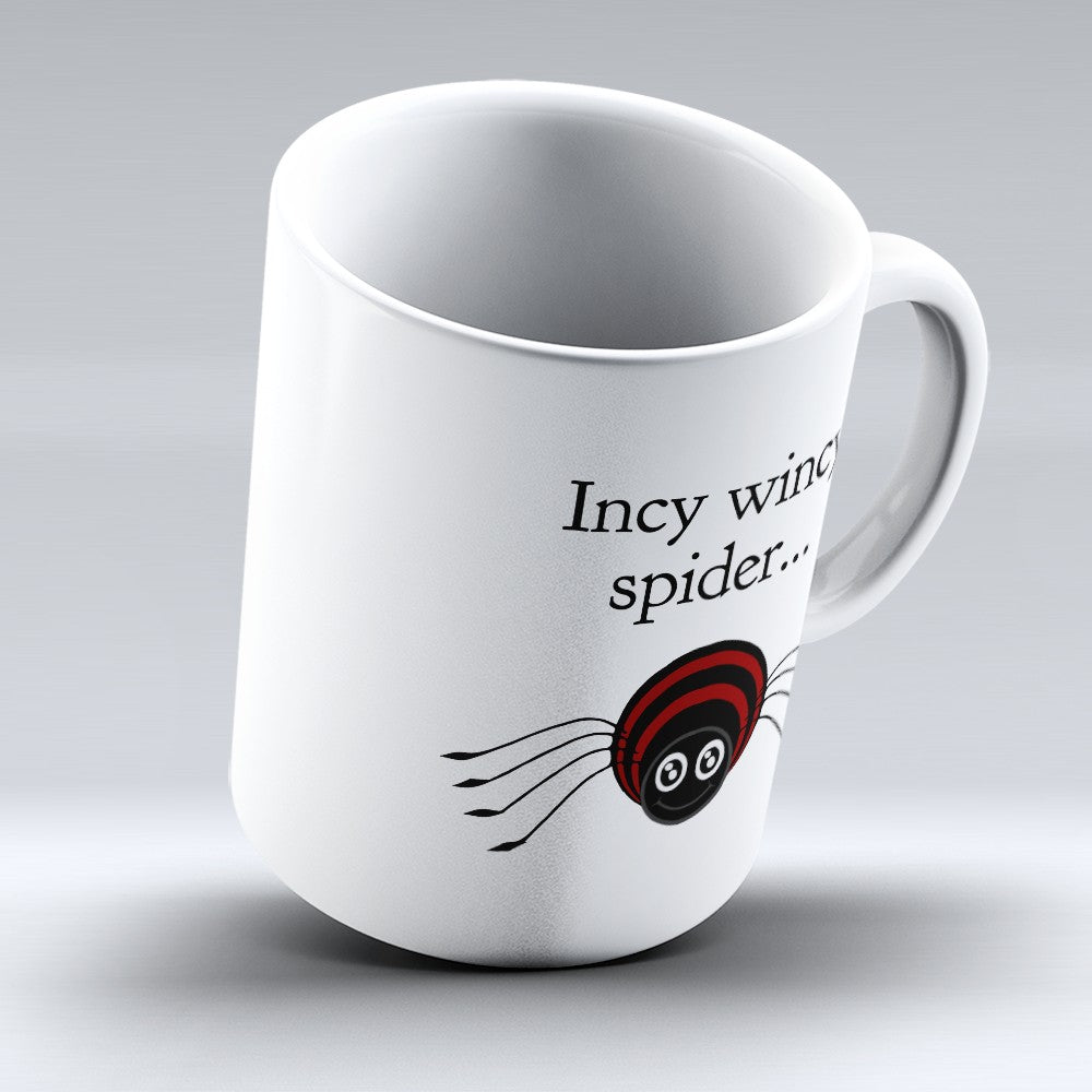 "Limited Edition - ""Incy Wincy Spider"" 11oz Mug"
