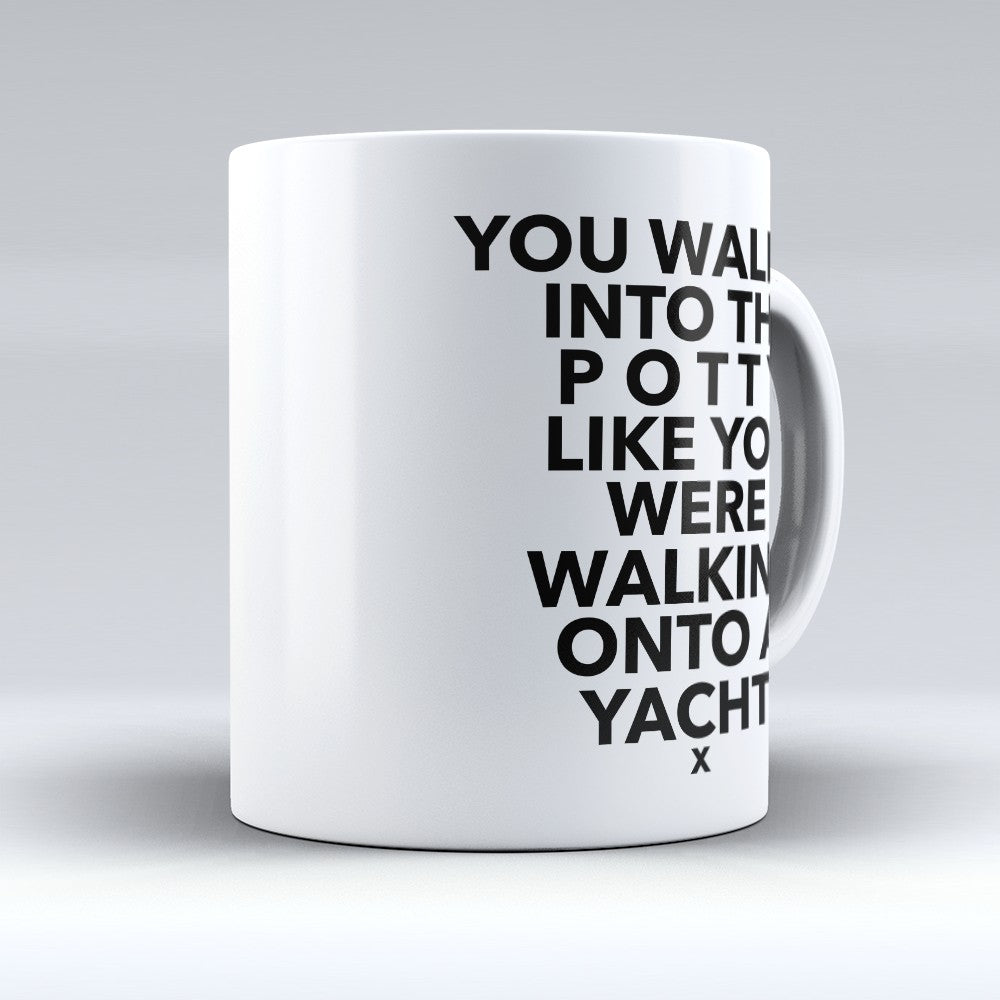 "Limited Edition - ""Into The Potty"" 11oz Mug"
