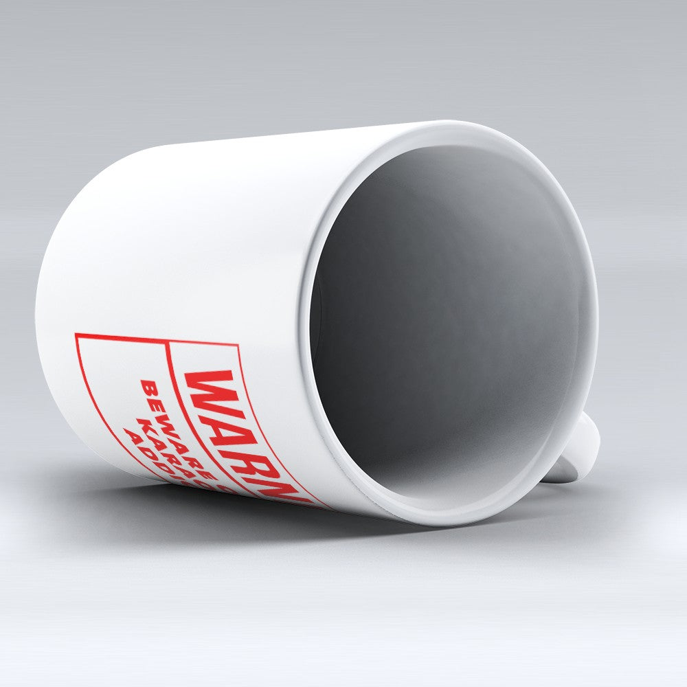 "Limited Edition - ""Karaoke Addict"" 11oz Mug"