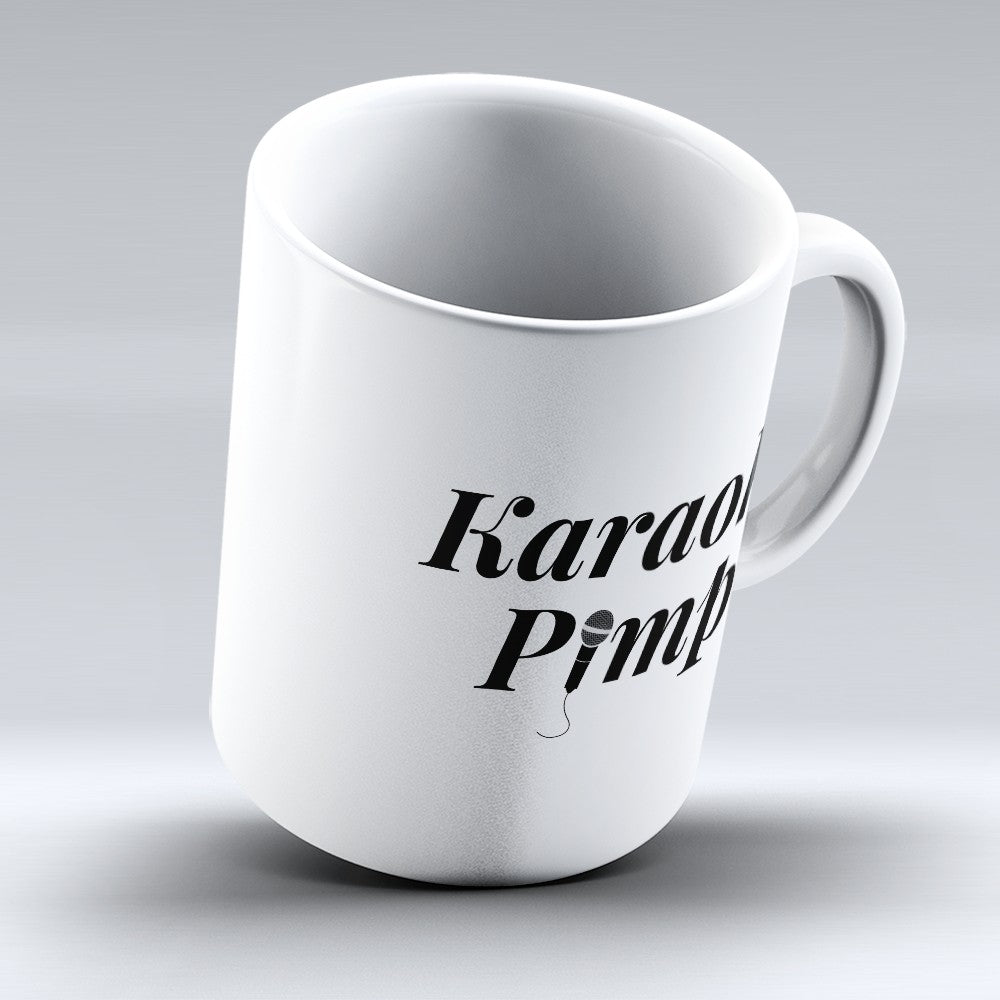 "Limited Edition - ""Karaoke Pimp"" 11oz Mug"