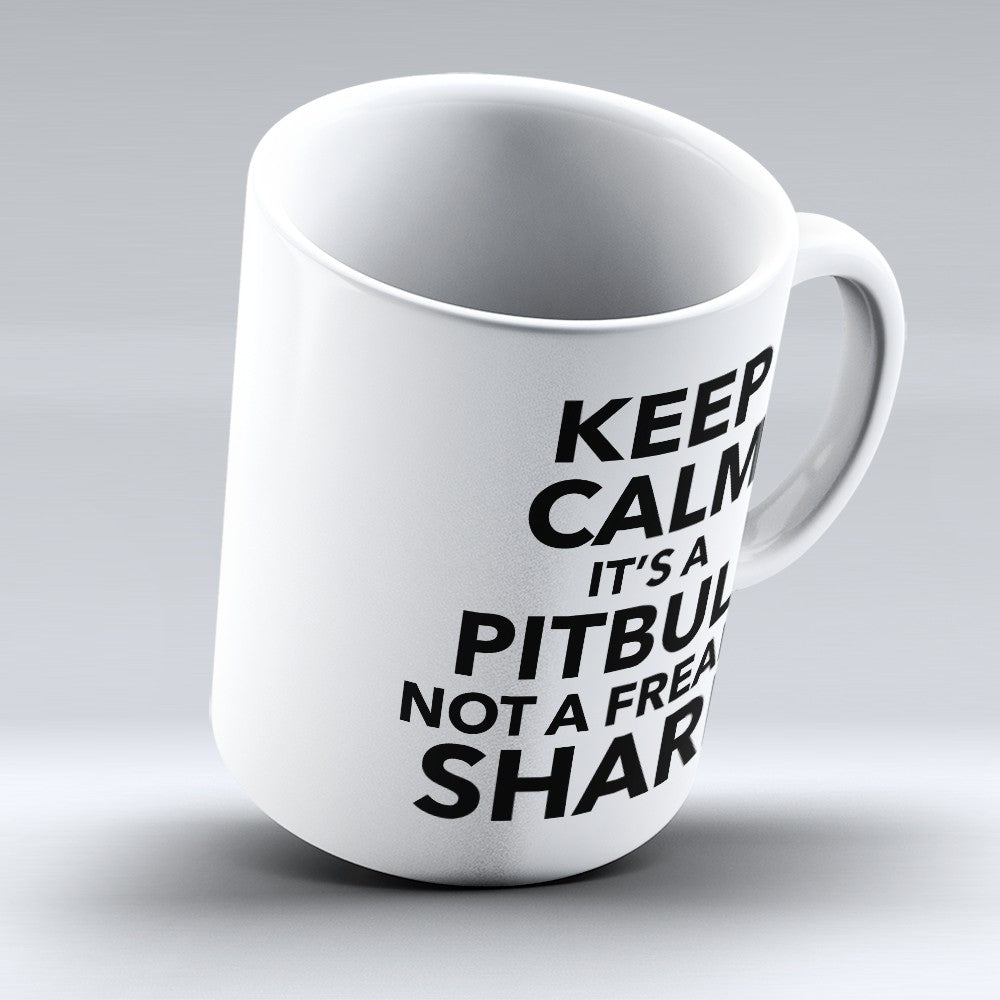 "Limited Edition - ""Keep Calm 1"" 11oz Mug"