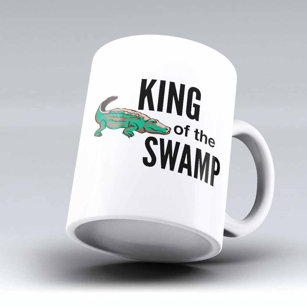 "Limited Edition - ""King Of The Swamp"" 11oz Mug"