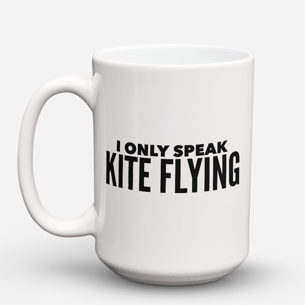 "Limited Edition - ""Kite Flying"" 15oz Mug"