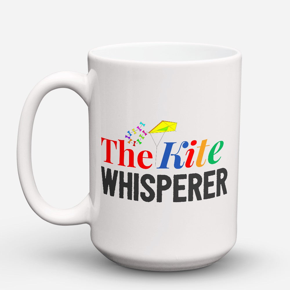 "Limited Edition - ""Kite Whisperer"" 15oz Mug"