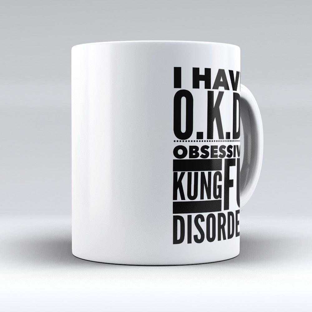 "Limited Edition - ""Kung Fu Disorder"" 11oz Mug"