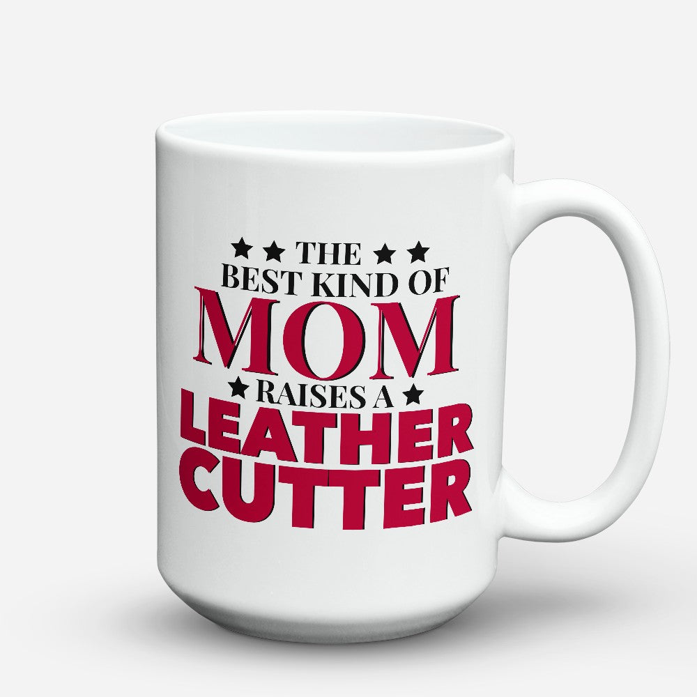 "Limited Edition - ""Leather Cutter"" 15oz Mug"