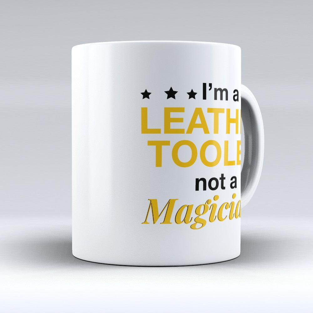 "Limited Edition - ""Leather Tooler"" 11oz Mug"