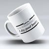 "Limited Edition - ""Good Books"" 11oz Mug - Thanksgiving Mugs - Mugdom Coffee Mugs"