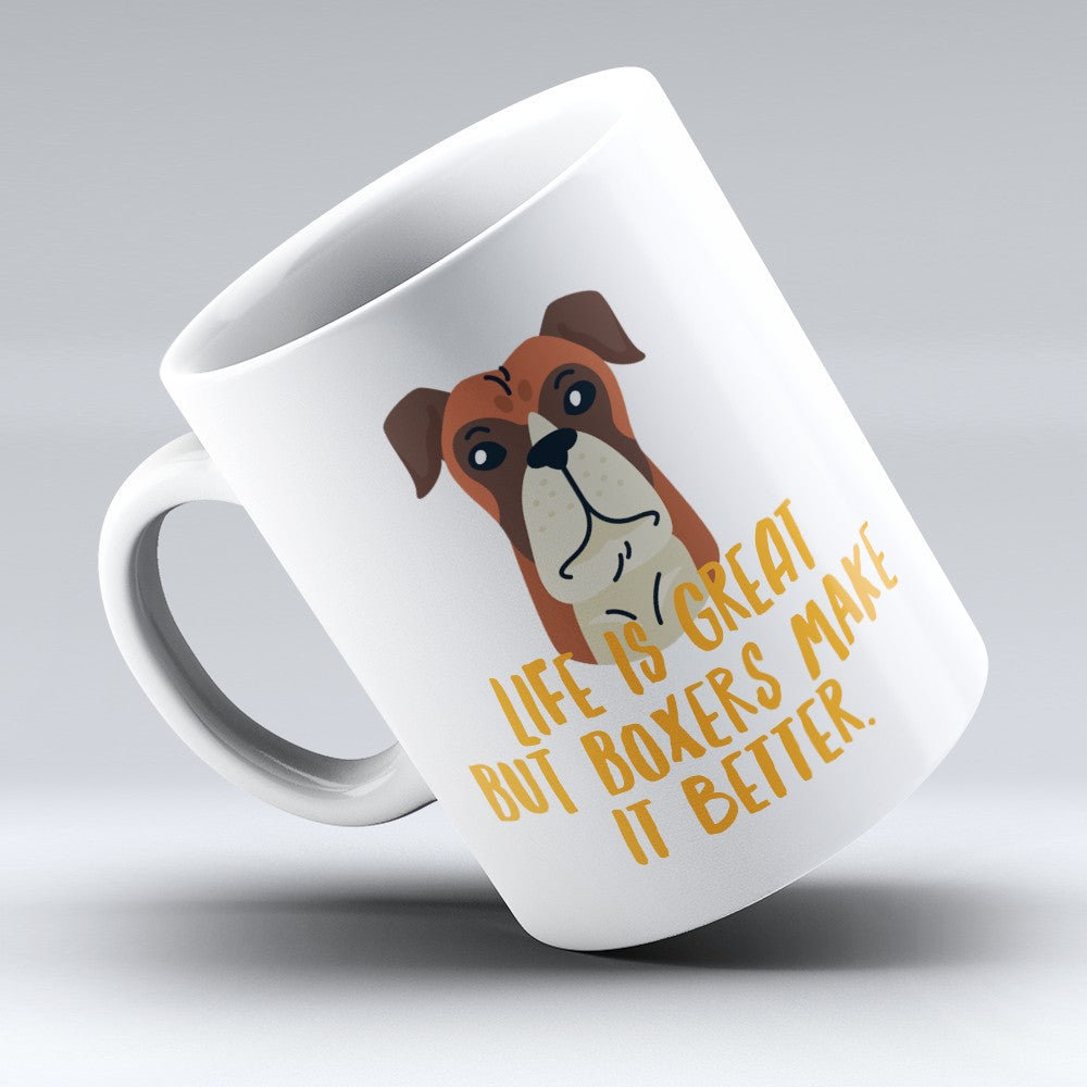 "Limited Edition - ""Life Is Great"" 11oz Mug"