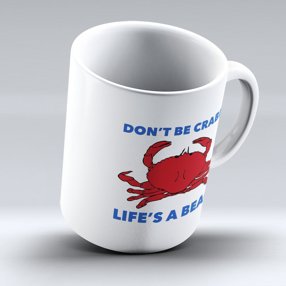 "Limited Edition - ""Lifes A Beach"" 11oz Mug"
