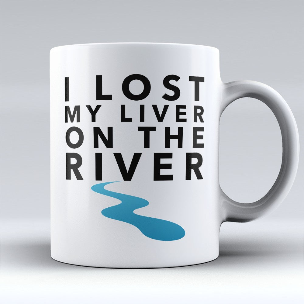 "Limited Edition - ""Liver On The River"" 11oz Mug"