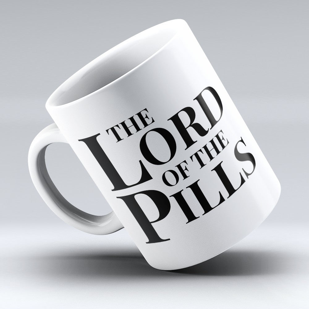 "Limited Edition - ""Lord Of The Pills"" 11oz Mug"