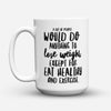 "Limited Edition - ""Dietitian Lose"" 15oz Mug - Dietitian Mugs - Mugdom Coffee Mugs"