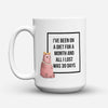 "Limited Edition - ""Dietitian Lost"" 15oz Mug - Dietitian Mugs - Mugdom Coffee Mugs"