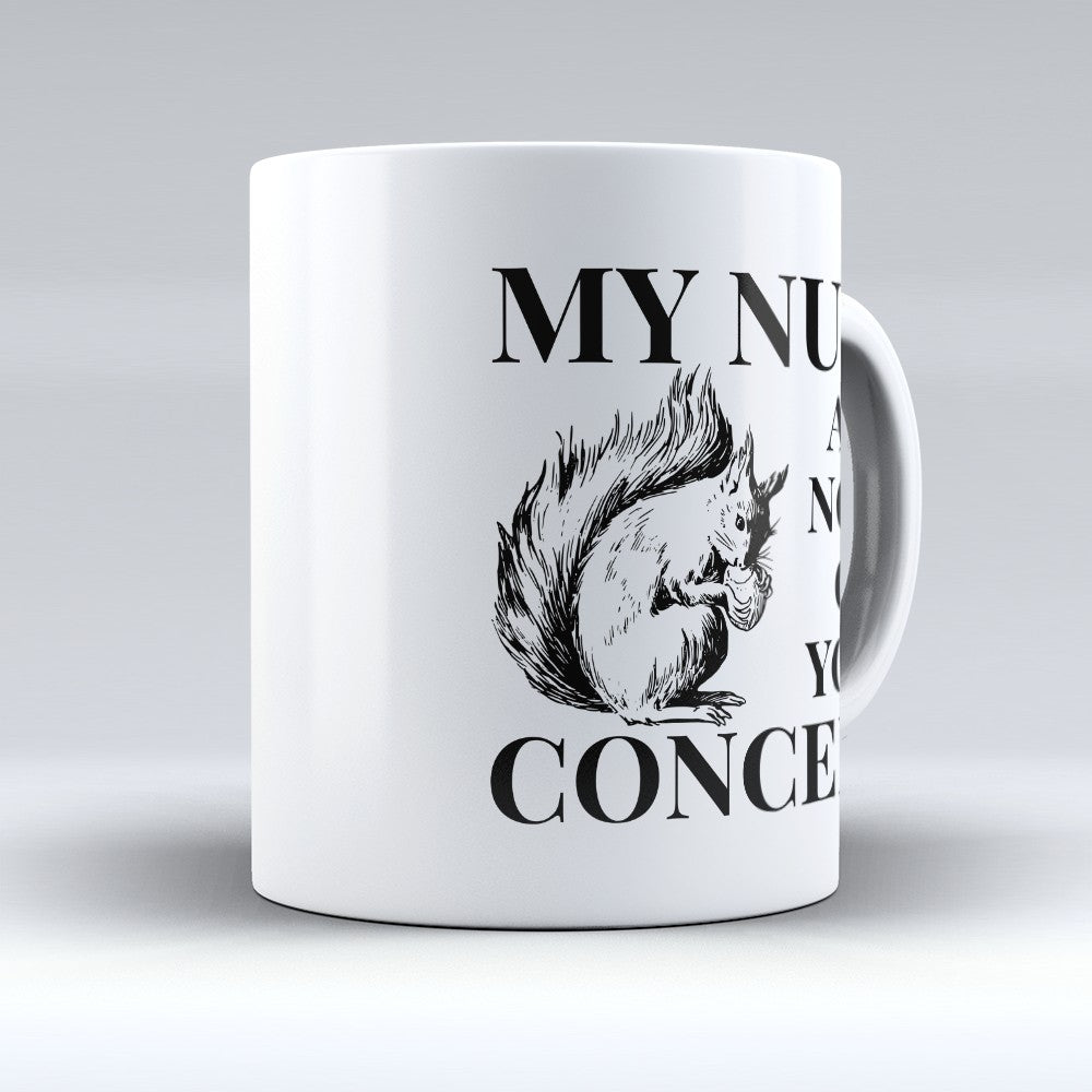 "Limited Edition - ""My Nuts"" 11oz Mug"
