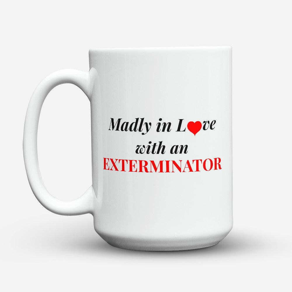 "Limited Edition - ""Madly In Love"" 15oz Mug"