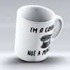 "Limited Edition - ""Counselor Magician"" 11oz Mug - Counseling Mugs - Mugdom Coffee Mugs"