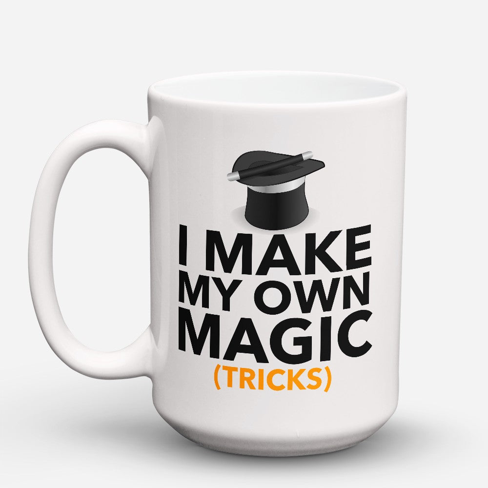 "Limited Edition - ""Make My Own"" 15oz Mug"