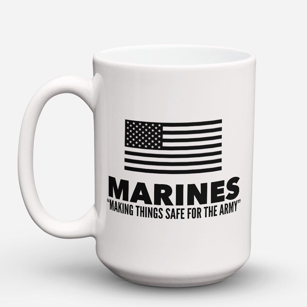 "Limited Edition - ""Making Things Safe"" 15oz Mug"