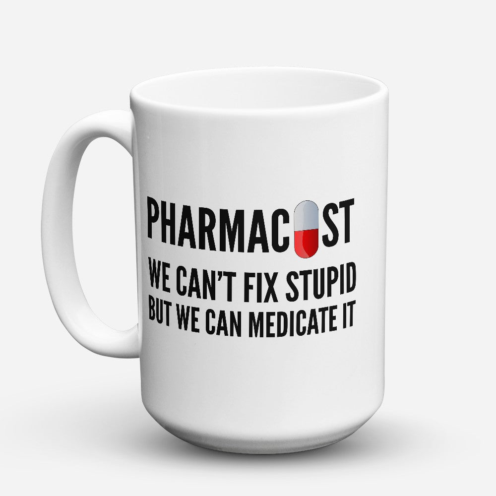"Limited Edition - ""Medicate It"" 15oz Mug"