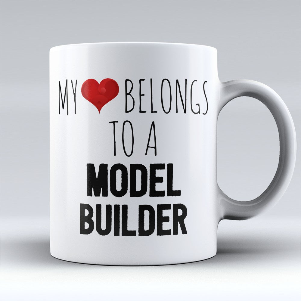 "Limited Edition - ""Model Builder"" 11oz Mug"