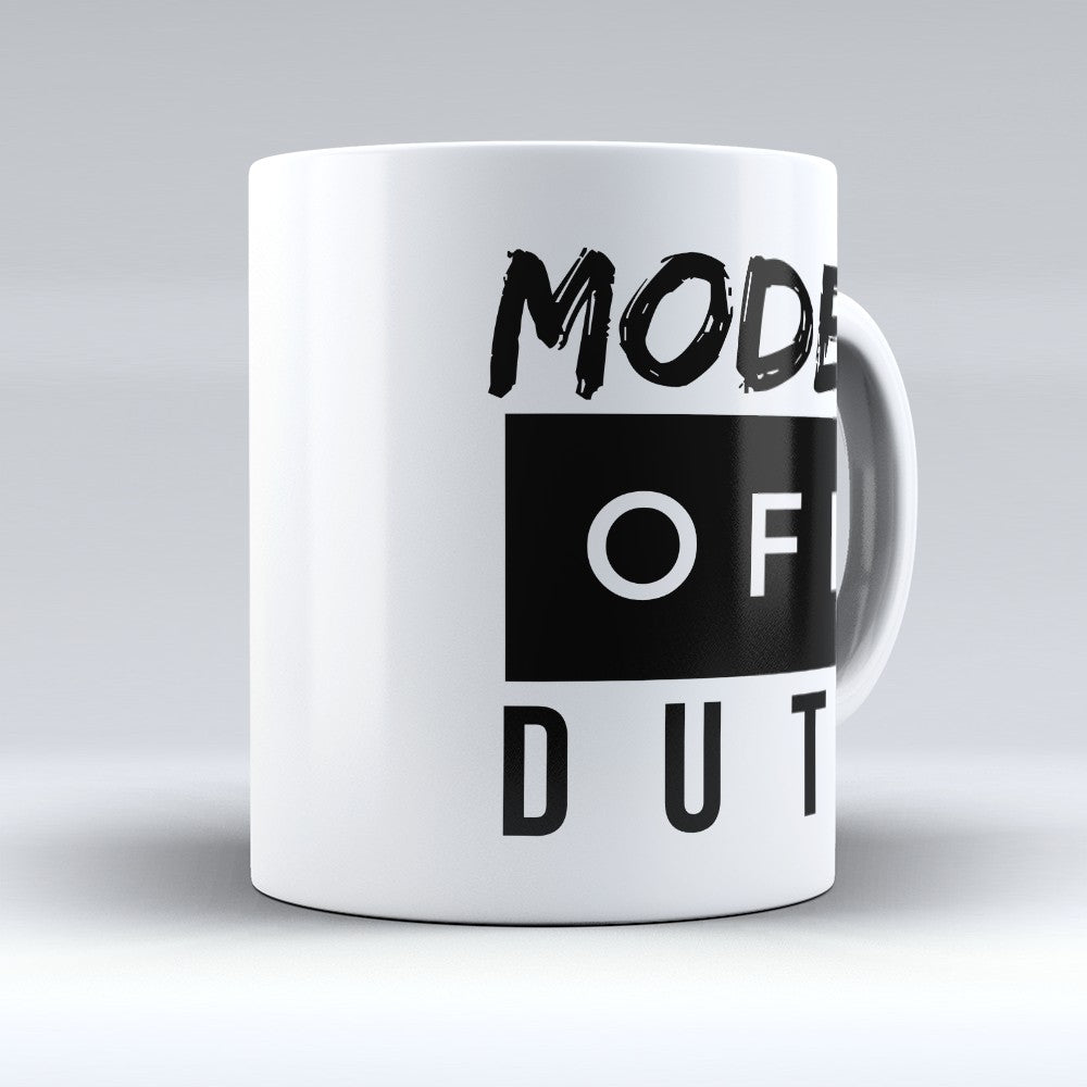 "Limited Edition - ""Model Off Duty"" 11oz Mug"