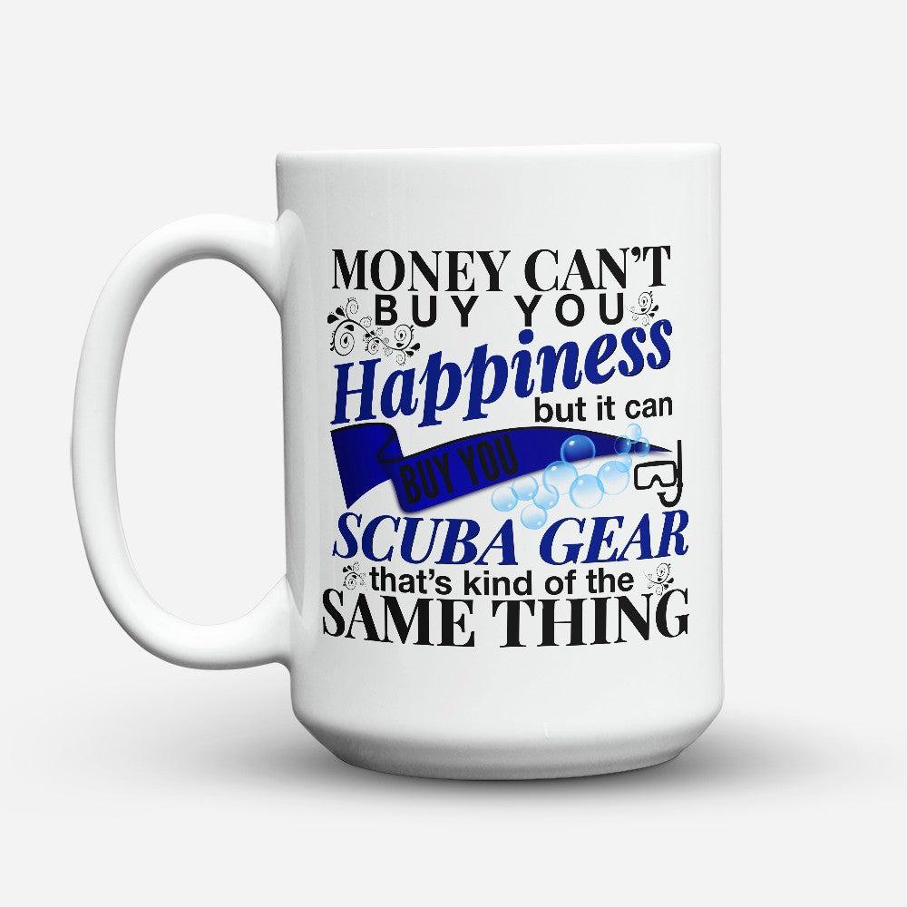 "Limited Edition - ""Money Cant"" 15oz Mug"