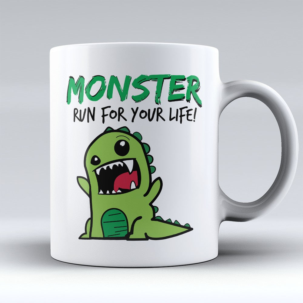 "Limited Edition - ""Monster"" 11oz Mug"