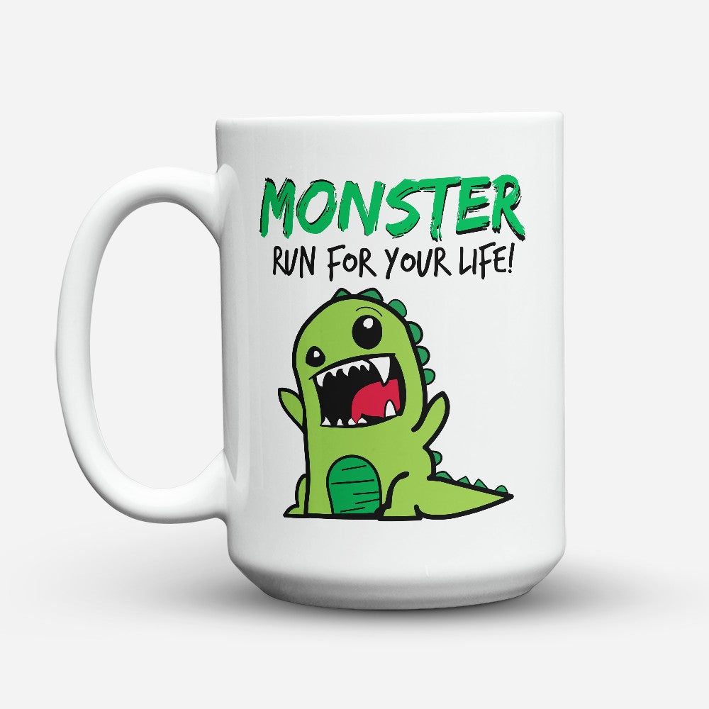 "Limited Edition - ""Monster"" 15oz Mug"