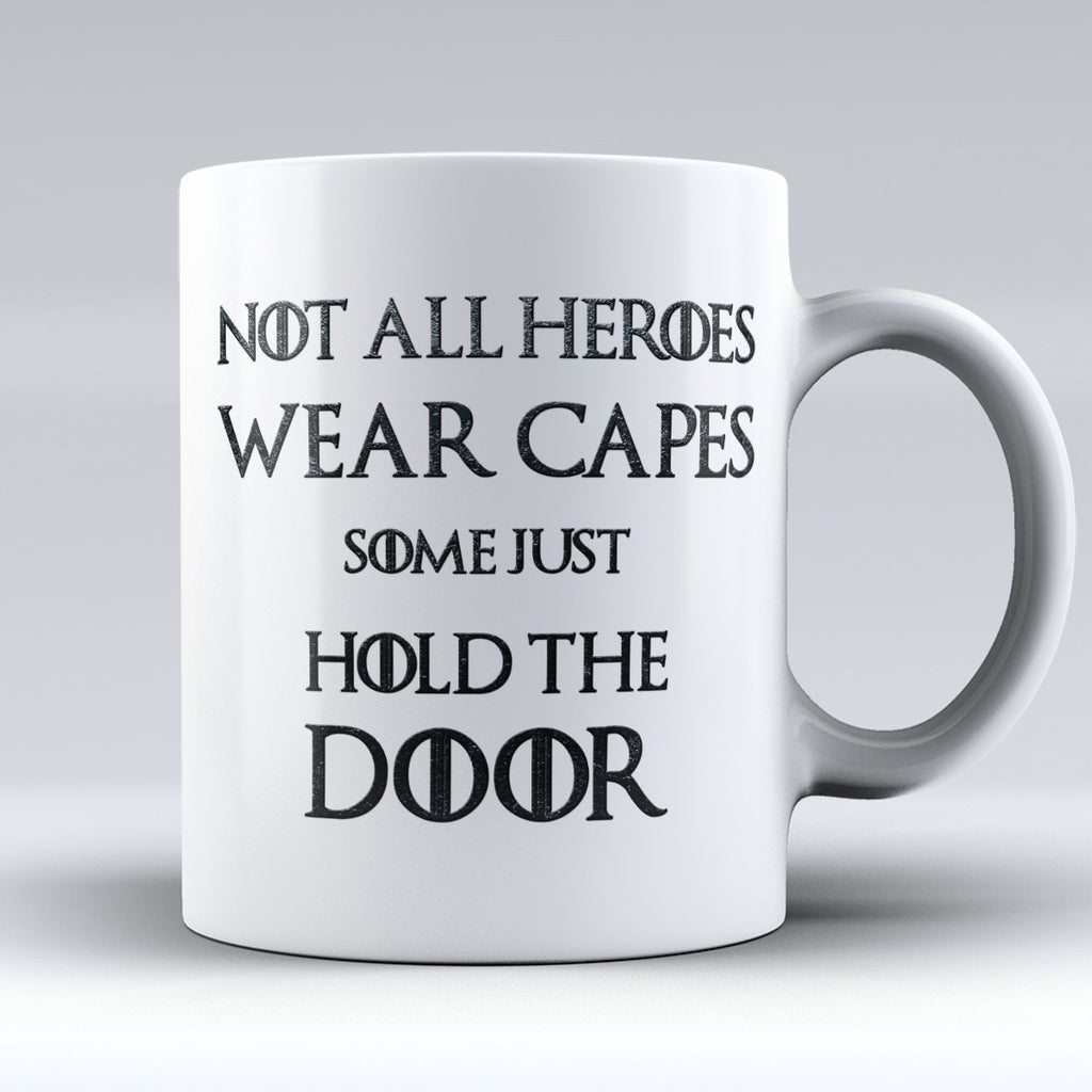 "Limited Edition - ""The Door"" 11oz Mug - Mugdom Coffee Mugs"