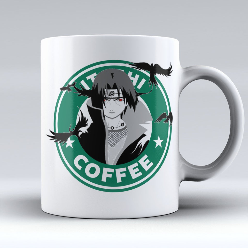"Limited Edition - ""Itachi"" 11oz Mug - Anime Mugs - Mugdom Coffee Mugs"
