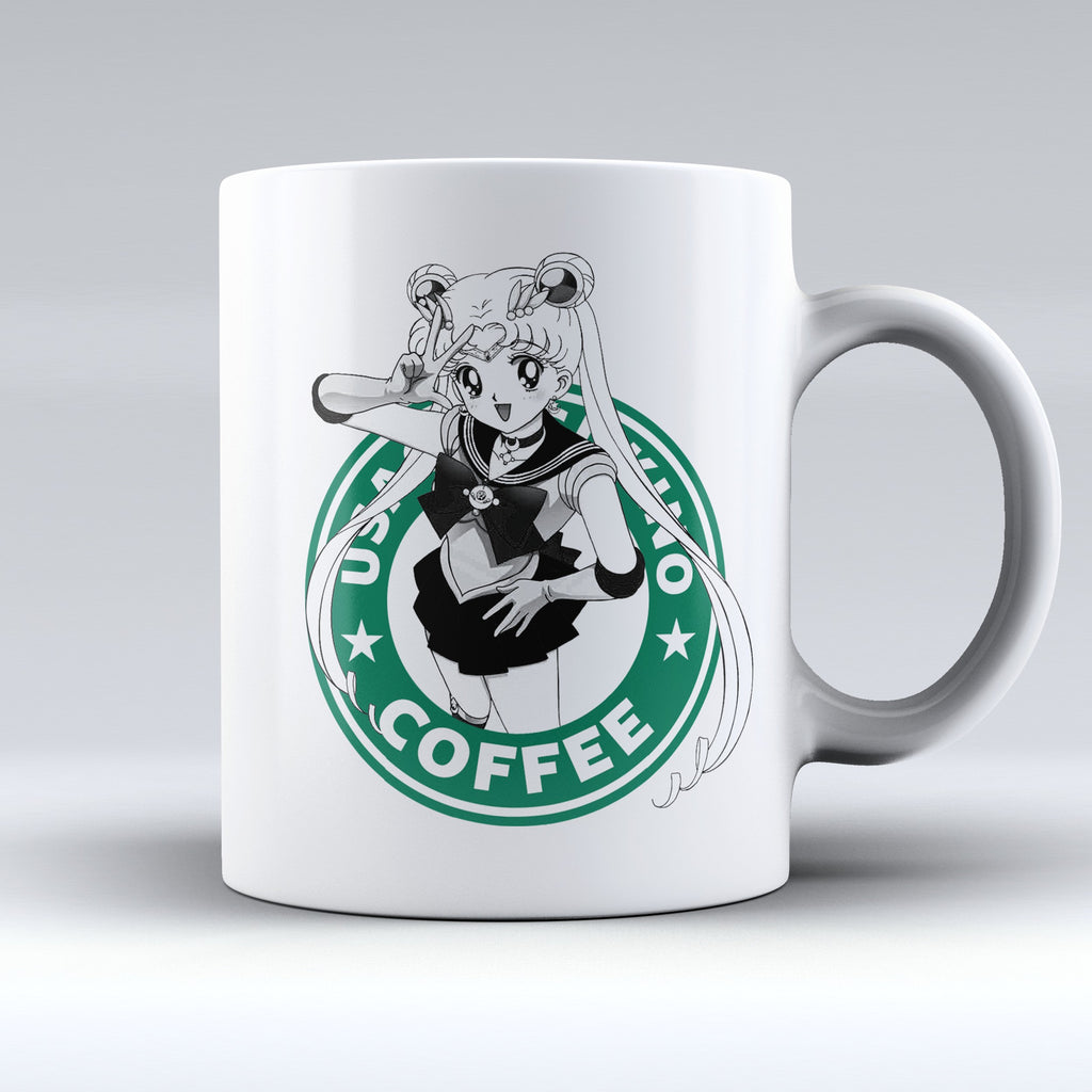 "Limited Edition - ""Usagi Tsukino - Sailor Moon"" 11oz Mug - Anime Mugs - Mugdom Coffee Mugs"