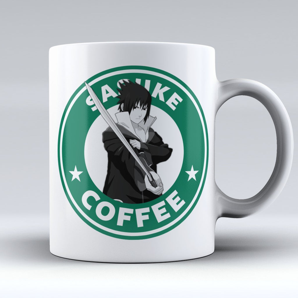 "Limited Edition - ""Sasuke"" 11oz Mug - Mugdom Coffee Mugs"