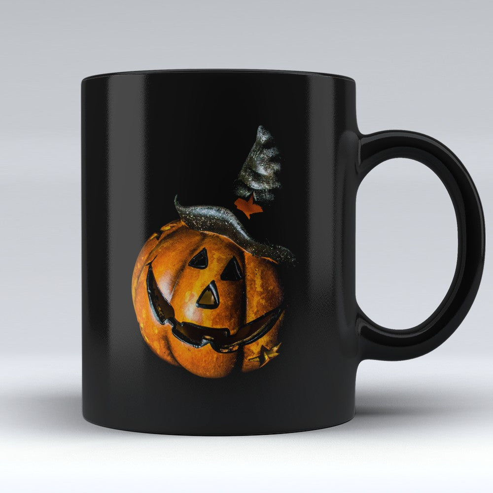 Limited Edition Halloween Mug - Pumpkin - 11oz - Mugdom Coffee Mugs