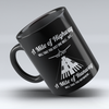 "Limited Edition - ""A Mile Of Highway"" 11oz Mug - Pilot Mugs - Mugdom Coffee Mugs"