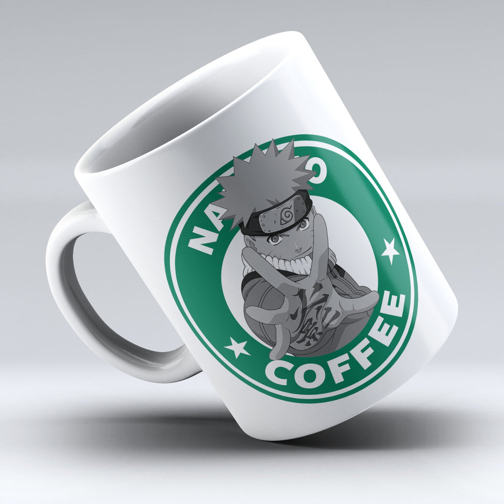 "Limited Edition - ""Naruto"" 11oz Mug - Anime Mugs - Mugdom Coffee Mugs"