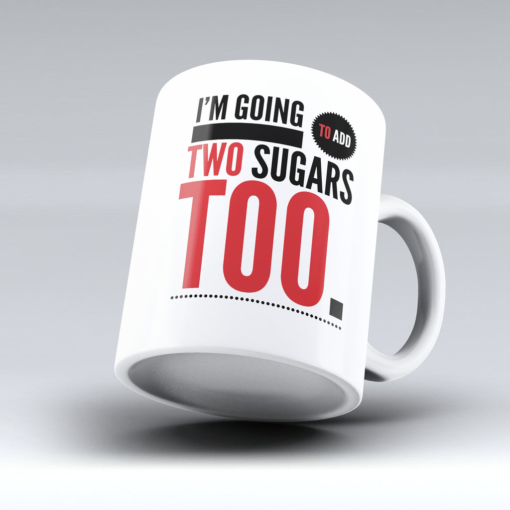 "Limited Edition - ""I'm Going To Add"" 11oz Mug - Grammar Mugs - Mugdom Coffee Mugs"