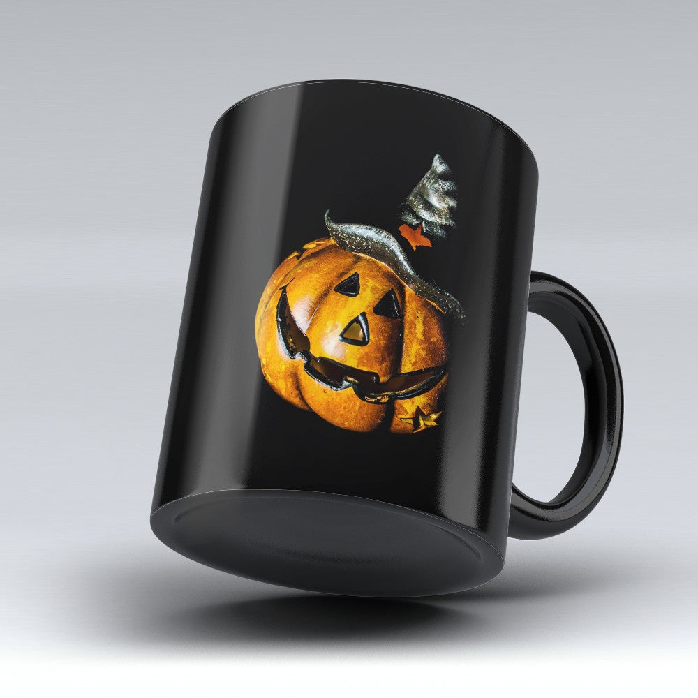 Limited Edition Halloween Mug - Pumpkin - 11oz - Halloween Mugs - Mugdom Coffee Mugs