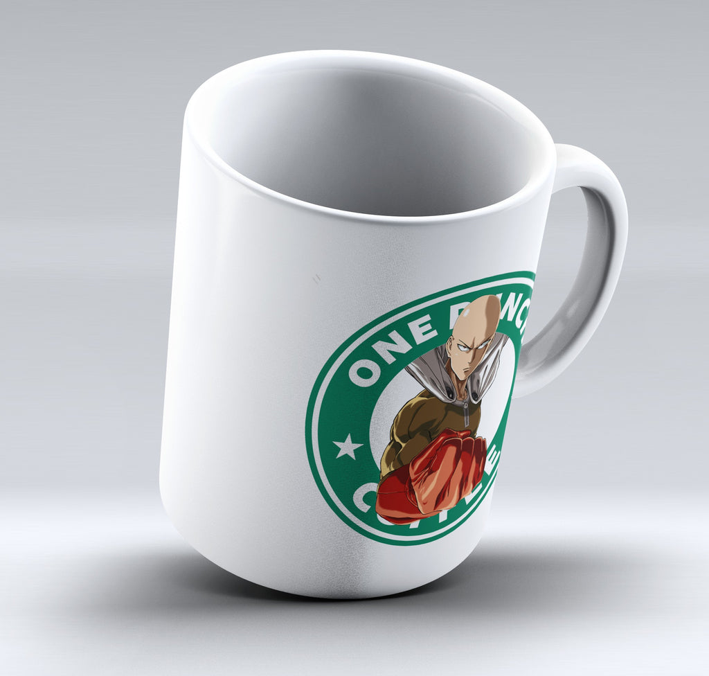 "Limited Edition - ""One Punch Coffee"" 11oz Mug"